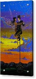 Dance Enchanted Acrylic Print