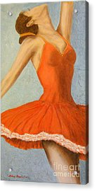 Dance Fever... Acrylic Print