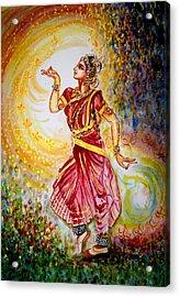 Dance 2 Acrylic Print by Harsh Malik