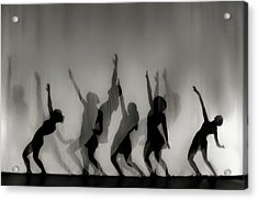 Dance Is The Language Of The Soul ... Acrylic Print