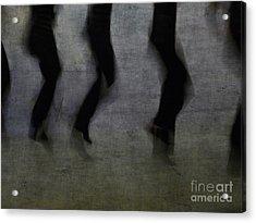 Dance Acrylic Print by Jeff Breiman