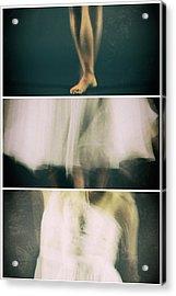 Dance Acrylic Print by Jonas Koel