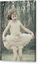 Dance Like Nobody's Watching Acrylic Print