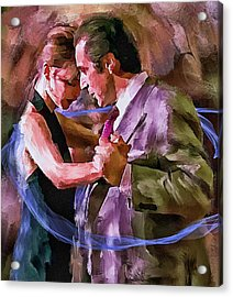 Dance Me To The End Of Love 1 Acrylic Print