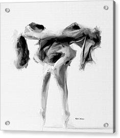 Dance Moves II Acrylic Print by Rafael Salazar