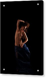 Acrylic Print featuring the photograph Dance With The Devil by Mez