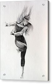 Dancer 2 Acrylic Print