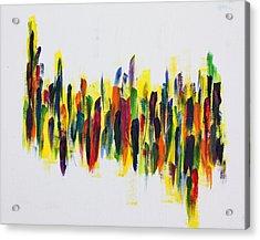 Dancing At Dawn Acrylic Print by Tom Atkins