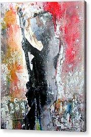 Dancing In The Moonlight Acrylic Print by Bri B