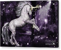 Dancing In The Moonlight Acrylic Print