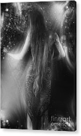 Dancing In The Moonlight... Acrylic Print by Nina Stavlund