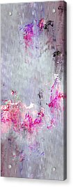 Dancing In The Rain - Abstract Art Acrylic Print