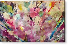 Dancing In The Wind Acrylic Print by Cindy McClung