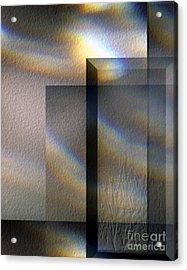 Dancing Sunlight Acrylic Print by Gerlinde Keating - Galleria GK Keating Associates Inc