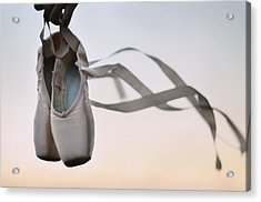 Dancing With The Wind Acrylic Print