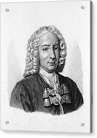 Daniel Bernoulli Acrylic Print
