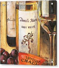 Danielle Marie 2004 Acrylic Print by Debbie DeWitt