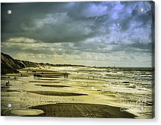 Danish West Coast Beach Acrylic Print