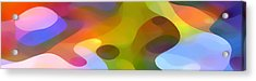 Dappled Light Panoramic 2 Acrylic Print