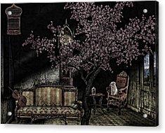 Dark Dream Acrylic Print