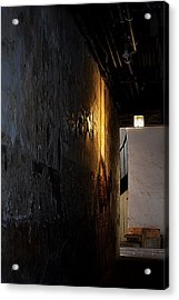 Secret Passage Acrylic Print