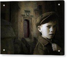 Dark Memories Acrylic Print by Gun Legler