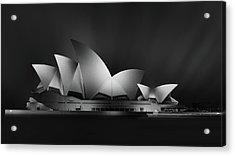 Dark Opera Acrylic Print