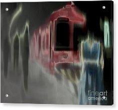 Dark Passengers Acrylic Print