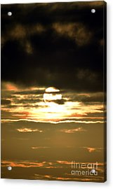 Dark Skys Acrylic Print by Sheldon Blackwell