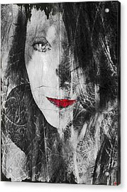 Dark Thoughts Acrylic Print