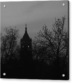 Dark Time Acrylic Print