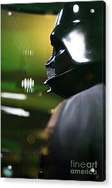 Darth Vader Acrylic Print by Micah May