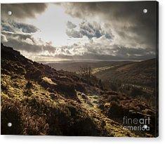 Dartmoor Drama Acrylic Print