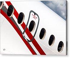 Dassault Falcon 900ex Acrylic Print