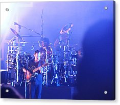 Dave Matthews Jamming In Tampa Flordia  Acrylic Print
