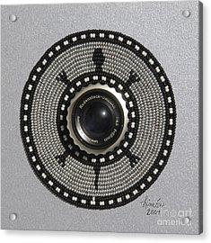Camera Lens Acrylic Print