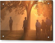 Acrylic Print featuring the photograph Dawn At The Pga by Kate Purdy