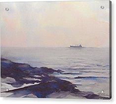 Dawn Departure Acrylic Print