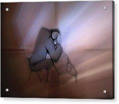 Dawn Acrylic Print by Gun Legler