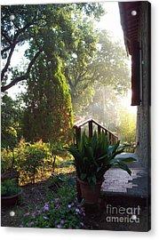 Dawn In Podere Maria-cristina Acrylic Print