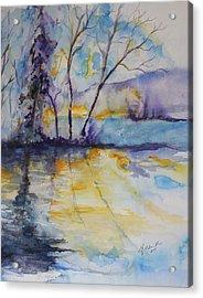 Dawn Acrylic Print