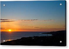 Acrylic Print featuring the photograph Dawn Of A New Day by Joseph Hollingsworth