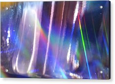 Acrylic Print featuring the photograph Dawn Of Creation by Martin Howard