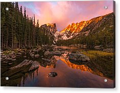 Dawn Of Dreams Acrylic Print by Dustin  LeFevre