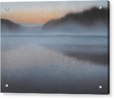 Dawn Parts The Mist Acrylic Print
