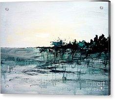 Dawn  Acrylic Print by Trilby Cole