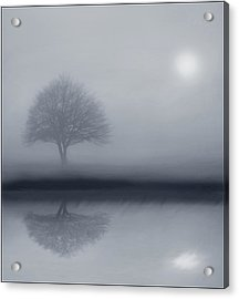 Dawn Whispers Acrylic Print by Adrian Campfield