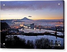 Dawn's Early Light Acrylic Print