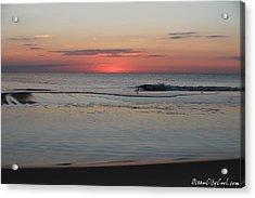 Dawn's Light Acrylic Print by Robert Banach