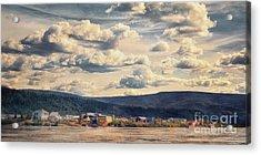 Dawson City Acrylic Print